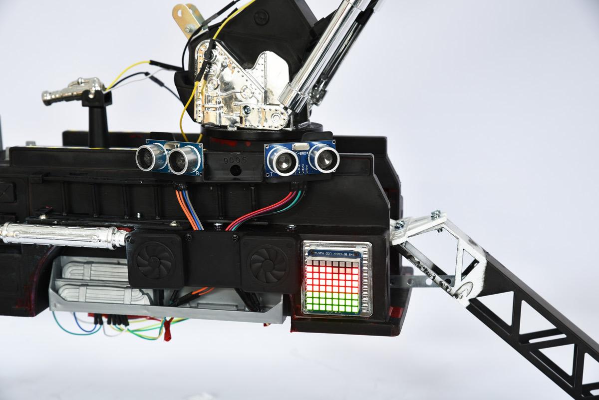 Sound Collector detail