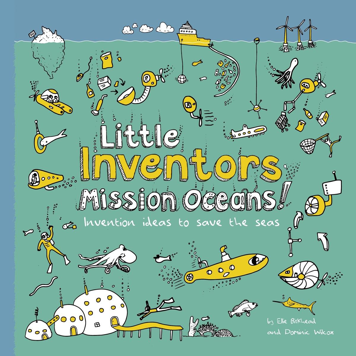 Little Inventors Mission Oceans