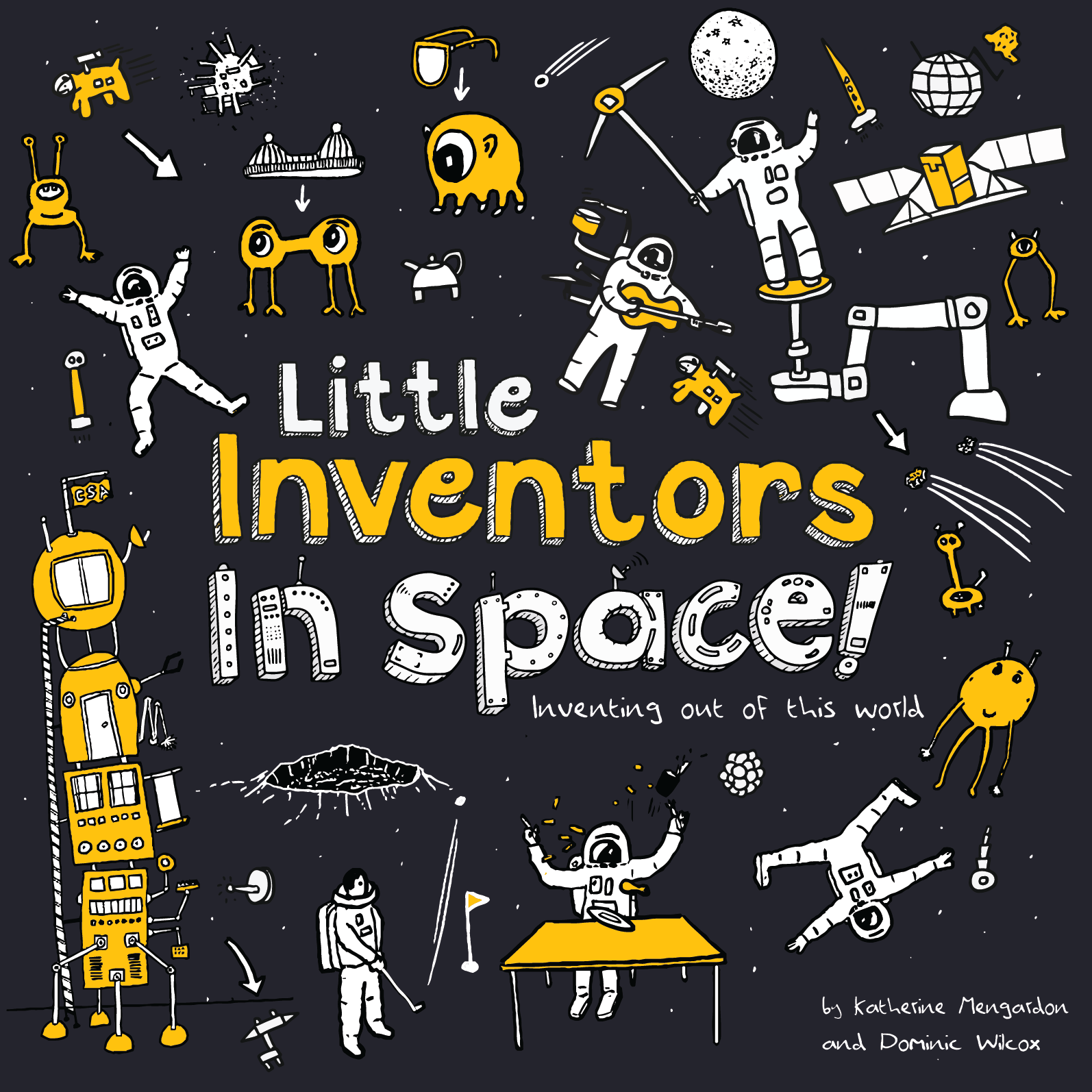 Little Inventors In Space